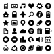 Universal Simple Web Icons Set - GraphicRiver Item for Sale