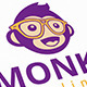 Geek Monkey Logo Template - GraphicRiver Item for Sale