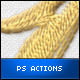 Realistic Embroidery - Photoshop Actions - GraphicRiver Item for Sale