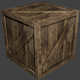 Wood Crate - 3DOcean Item for Sale