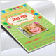 Kids Birthday Party Flyer - Volume 02 - GraphicRiver Item for Sale
