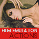 HQ Film Emulation Actions V - GraphicRiver Item for Sale