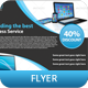 Multipurpose Flyer Template Vol 9  - GraphicRiver Item for Sale