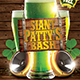 St. Patty's Bash - GraphicRiver Item for Sale