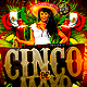 Cinco de Mayo Party Flyer Template - GraphicRiver Item for Sale