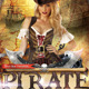 Pirate Party Flyer - GraphicRiver Item for Sale