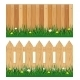Two Fences from Tree - GraphicRiver Item for Sale