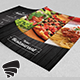 Elegant Restaurant Menu 03 - GraphicRiver Item for Sale
