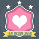 Flat Badge Maker for Ranking or Achievement - GraphicRiver Item for Sale