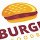 Burger Logo - GraphicRiver Item for Sale
