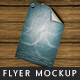 Photorealistic Flyer / Poster Mock-up-V:01 - GraphicRiver Item for Sale