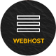 Webhost - Dedicated Hosting Landing Page - ThemeForest Item for Sale