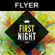 First Night | Flyer Template - GraphicRiver Item for Sale