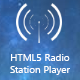 HTML5 Radio Station Player - CodeCanyon Item for Sale