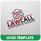 Law Call Logo Template - GraphicRiver Item for Sale