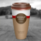 Hot Drinks Paper Cup Mock-Up - GraphicRiver Item for Sale