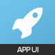 Rockit App UI Kit - GraphicRiver Item for Sale