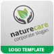 Nature Care Logo Template - GraphicRiver Item for Sale