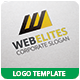 Webelites Letter W Logo Template - GraphicRiver Item for Sale