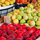 Fresh Organic Fruits At A Street Market - PhotoDune Item for Sale