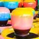 colorful jars - PhotoDune Item for Sale