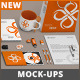 Stationery / Branding Mock-Up V.1 - GraphicRiver Item for Sale