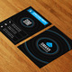 Corporate Business Card AN260 - GraphicRiver Item for Sale