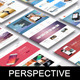 Perspective Web Screen Mock-Up - GraphicRiver Item for Sale