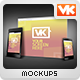 Responsive Web Mockups - GraphicRiver Item for Sale