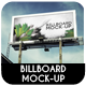 Billboard Mock-Up - GraphicRiver Item for Sale