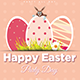 Easter Day Party Flyer - GraphicRiver Item for Sale
