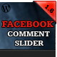 Facebook Comment Slider for WordPress - CodeCanyon Item for Sale