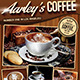 Coffee Menu Flyer - GraphicRiver Item for Sale