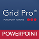 Grid Pro Powerpoint Template - GraphicRiver Item for Sale