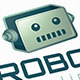 Robot Logo - GraphicRiver Item for Sale