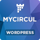MyCircul - Creative WordPress Portfolio Theme - ThemeForest Item for Sale