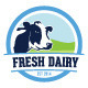 Dairy Company - GraphicRiver Item for Sale