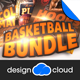 Basketball Flyer Template Bundle - GraphicRiver Item for Sale