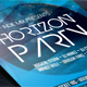 Horizon Party Flyer Template - GraphicRiver Item for Sale