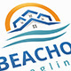 Beach Homes Logo - GraphicRiver Item for Sale