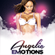 Angelic Emotions Flyer - GraphicRiver Item for Sale