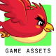 Hungry Bird Game Assets - GraphicRiver Item for Sale