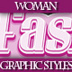 Set of Beautiful Womanly Fashion Styles for Design - GraphicRiver Item for Sale