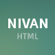 Nivan - One Page/Multi Page HTML Template - ThemeForest Item for Sale