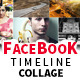 Facebook Timeline Collage - GraphicRiver Item for Sale