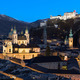 Salzburg skyline after sunset, Austria - PhotoDune Item for Sale