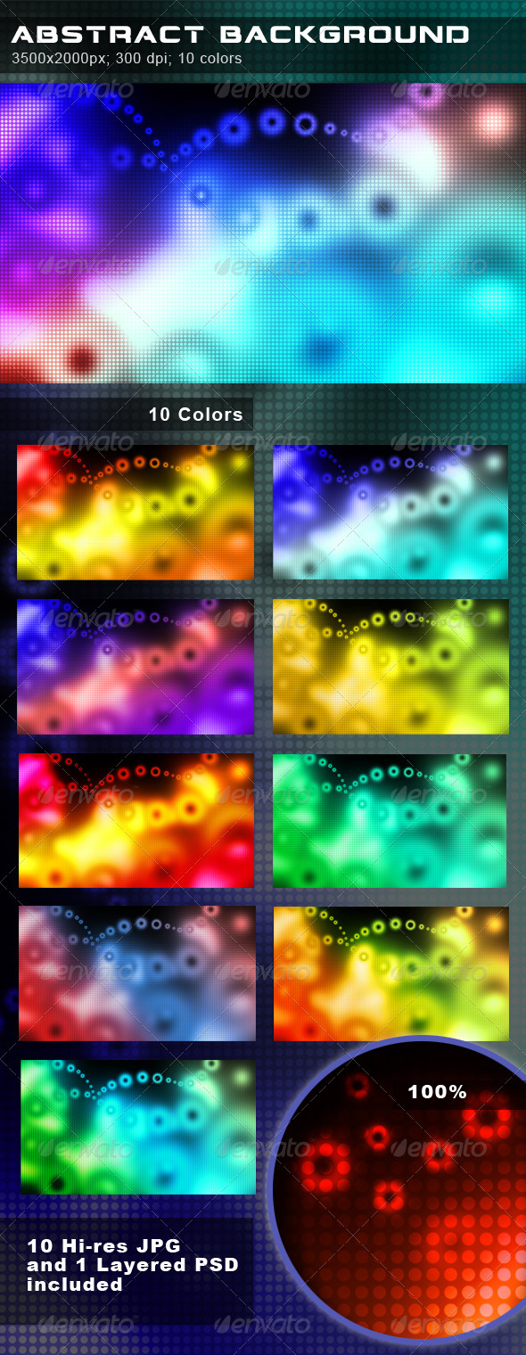 Graphic River Abstract Background Graphics -  Backgrounds  Abstract 735576