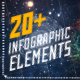 20 Infographic Elements - VideoHive Item for Sale