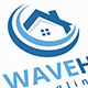Wave Home Logo - GraphicRiver Item for Sale