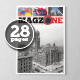 Magazine One Template - GraphicRiver Item for Sale